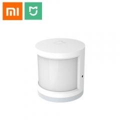 Xiaomi Mijia Infrared Smart Human Body Sensor Home Security Body Motion Sensors work With mi home app , Smart Home Kits