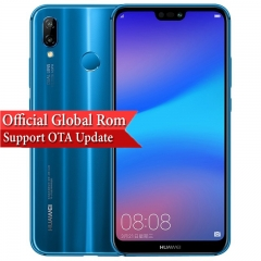 Huawei Nova 3e Smartphone Kirin 659 / 1080 x 2280pixel display / 16MP Sony IMX298 OIS camera 4GB+128GB