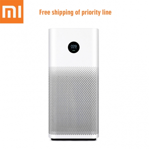 Xiaomi Smart Air Purifier 2S OLED Display Smoke Dust Peculiar Smell Cleaner Smartphone Mi Home APP Control