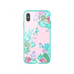 Apple iPhone XS Max Floral Case
