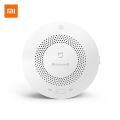 Xiaomi Mijia Honeywell Fire Alarm Detector Audible And Visual Alarm Work With Gateway Smoke Detector Smart Home Remote