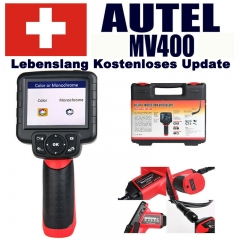 Autel Maxi MV400 Digital Video mit 5,5 mm Durchmesser Kamerakopf Inspektionskamera MV 400 Multipurpose Videoskop