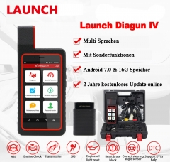Launch X431 Diagun IV OBDII CAN OBD2 Code Reader Auto Scanner outil de diagnostic