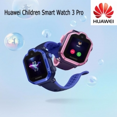 HUAWEI Kids Smart Watch 3 Pro 4G LTE 4G LTE WiFi 5M Caméra 1,4 pouces couleur à écran tactile Android IOS SOS Call Voice Assistant