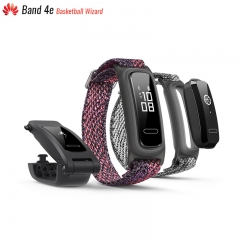 Assistant de basketball Huawei Band 4e Smart Band avec surveillance de la posture